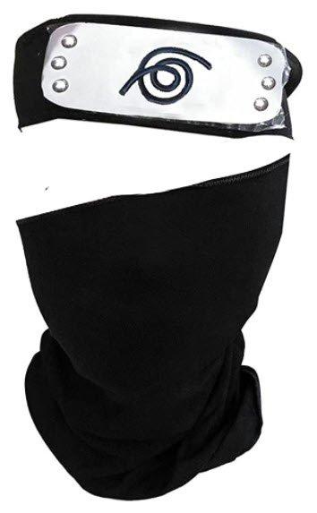 IDOXE Headband Unisex Cosplay Mask